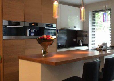 Aanpassing bestaande keuken