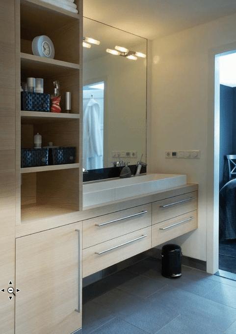 Ouder badkamer