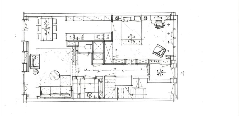 plattegrond nieuwbouw woning