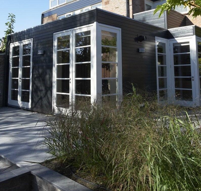 Wil je aanbouwen aan je woning begin dan met het laten maken van een interieurplan dan weet je - Te vergroten zijn huis met een veranda ...